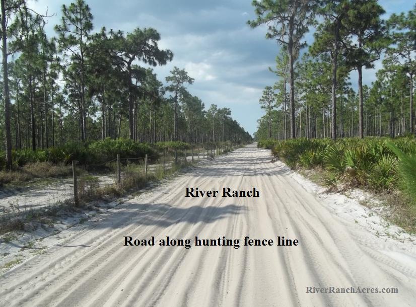 River Ranch Florida Map.River Ranch Acres Florida Recreational Rrpoa Property Camp Lot